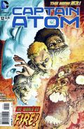 Captain Atom (2011) 12