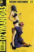 Before Watchmen Ozymandias (2012) 2A