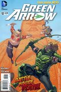 Green Arrow (2011 4th Series) 12