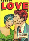 Secret Love Stories (1949 Fox Giant) 0