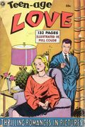 Teen-Age Love (1950 Fox Giant) 0