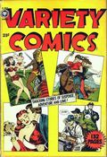 Variety Comics (1946,1950 Fox Giant) 1946