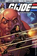 GI Joe Real American Hero (2010 IDW) 181A