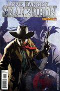 Lone Ranger Snake of Iron (2012 Dynamite) 2A