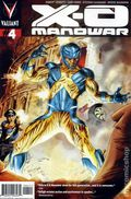 X-O Manowar (2012 3rd Series Valiant) 4A