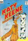 Katy Keene Fashion Book Magazine (1955) 21