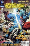 Justice League International (2011) Annual 1
