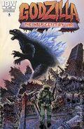 Godzilla Half Century War (2012 IDW) 1