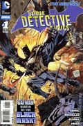 Detective Comics (2011 2nd Series) Annual 1