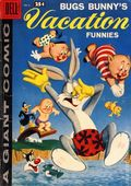 Dell Giant Bugs Bunny's Vacation Funnies (1951) 8
