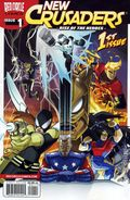 New Crusaders Rise of the Heroes (2012) 1A