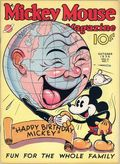 Mickey Mouse Magazine (1935-1940 Western) Vol. 2 #1