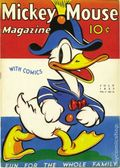 Mickey Mouse Magazine (1935-1940 Western) Vol. 2 #10