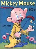 Mickey Mouse Magazine (1935-1940 Western) Vol. 3 #9