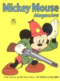 Mickey Mouse Magazine (1935-1940 Western) Vol. 4 #9