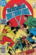 Batman and the Outsiders (1983) Mark Jewelers 12MJ