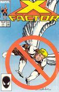 X-Factor (1986 1st Series) Mark Jewelers 15MJ