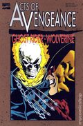Wolverine and Ghost Rider in Acts of Vengeance TPB (1994 Marvel) 1-1ST