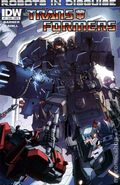 Transformers Robots In Disguise (2012 IDW) 7B