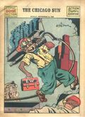 Spirit Weekly Newspaper Comic (1940-1952) Sep 26 1943