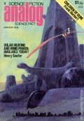 Analog Science Fiction/Science Fact (1960-Present Dell) Vol. 96 #1