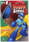 Mega Man Gigamix TPB (2011 Udon Entertainment) 1-REP