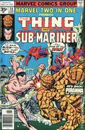 Marvel Two-in-One (1974 1st Series) 35 Cent Variant 28