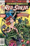 Red Sonja (1977 1st Marvel Series) 35 Cent Variant 4
