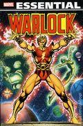 Essential Warlock TPB (2012 Marvel) 1-1ST
