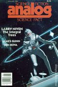 Analog Science Fiction/Science Fact (1960) Volume 104, Issue 1