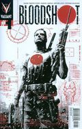 Bloodshot and Hard Corps (2012 3rd Series) 1C