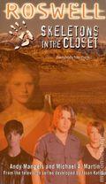 Roswell: Skeletons in the Closet PB (2002 Novel) 1-1ST