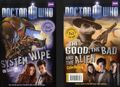 Doctor Who 2 New Adventures SC (2011 BBC) 2-in-1 Book: System Wipe/The Good, the Bad, and the Alien 1-1ST