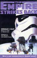 Star Wars Empire Strikes Back HC (1995 New Edition Novel) 1-1ST