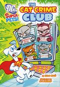 DC Super-Pets The Cat Crime Club SC (2012) 1-1ST