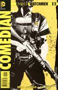 Before Watchmen Comedian (2012) 2B