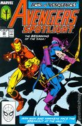 Avengers Spotlight (1989-1991 Marvel) 26