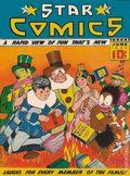 Star Comics Vol. 1 (1937) 4