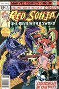 Red Sonja (1977 1st Marvel Series) 35 Cent Variant 5