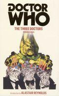 Doctor Who The Three Doctors PB (2012 Novel) 1-1ST