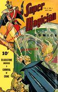 Super Magician Comics Vol. 4 (1944) 1