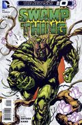 Swamp Thing (2011 5th Series) 0