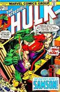 Incredible Hulk (1962-1999 1st Series) Mark Jewelers 193MJ