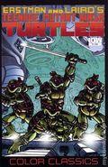 Teenage Mutant Ninja Turtles Color Classics (2012 IDW) 4
