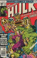 Incredible Hulk (1962-1999 1st Series) Mark Jewelers 213MJ