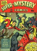 Super Mystery Comics (1940) Vol. 1 #2