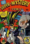 Super Mystery Comics (1940) Vol. 1 #5