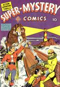 Super Mystery Comics (1940) Vol. 2 #1