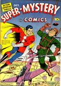 Super Mystery Comics (1940) Vol. 2 #4