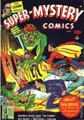 Super Mystery Comics (1940) Vol. 3 #2